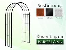 Rosenbogen BARCELONA B 1,40m Pergola Gartenbogen Torbogen Rosensäule Rose arches