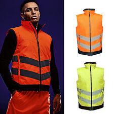 Regatta High Visibility Pro Waterproof Bodywarmer TRA840 - Mens Work Gilet Vest