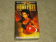 Honeybee (Honey Bee) Senait Ashenafi, James Avery, Perea, Boxing  OOP.. VHS..NEW