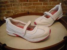 POE Power of Essentials Grace White & Pink Maryjane Tennis Shoe NEW