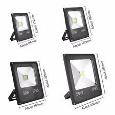 LED Flood Light AC12V 10/20/30/50W Spot Light IP65 Waterproof Garden Yard Lamp