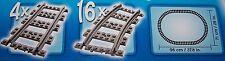 LEGO Ferrovia appena + Rozès rotaie per 7499, 7898, 7939, 60051, 60052