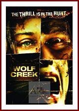 Wolf Creek      Australian Cinema Movies Posters Vintage  Films
