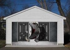 3D Gomme Zampa 70 Garage Porta Stampe Parete Decorazione Murale AJ WALLPAPER IT