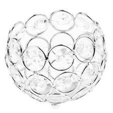 Kristall Teelichter Leuchter Kerzenständer Kerzenleuchter Kerzenhalter Deko