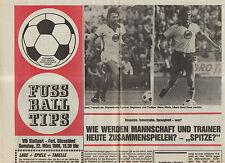 BL 79/80  VfB Stuttgart - Fortuna Düsseldorf
