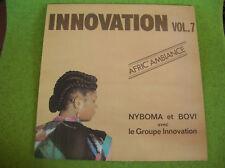 LP INNOVATION vol 7. NYBOMA ET BOVI-AFRIC'AMBIANCE