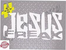 Jesus Freak Special Die Cut Vinyl Decal Sticker  Choose Color # 233