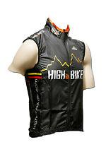 High on Bikes V3 - Sleeveless Cycling Gilet / Vest