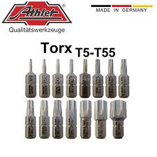 Athlet Torx Bits T5-T55 | T5 T6 T7 T8 T9 T10 T15 T20 T25 T27 T30 T40 T45 T50 T55