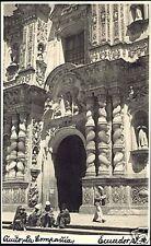 ecuador, QUITO, La Compañia, Church (1940s) RPPC