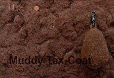 Muddy TEX-Manteau texturé plomb Revêtement Poudre Carpe Camouflage Top Coat-HLS [TXM]