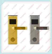 RFID card Hotel Lock Management System/ Hotel Room Locks  w/Mechnical key+ Card