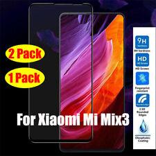 Original For Xiaomi Mi Mix 3 Full Cover 9H Tempered Glass Screen Protector Film