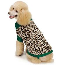 Dog Sweater Luxe Leopard Pet Sweater M. Isaac Mizrahi XXS-XL Clothing