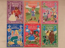 Racconti CLASSICO Libro Da Colorare & Adesivi (selezionare 1 di 6 classic tales i titoli)