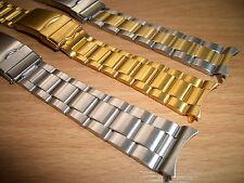 Pulsera de acero inoxidable, por ejemplo, citizen ProMaster, 18/20/22 mm
