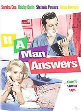 IF A MAN ANSWERS  Sandra Dee  Bobby Darin  Stefanie Powers  Widescreen 1962 DVD