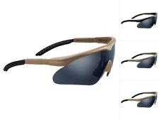 Mil-Tec Schutzbrille Swiss Eye Raptor Sonnenbrille Einsatzbrille Brille