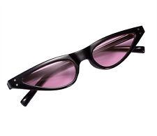 Cat Eye Classic Vintage Full Rim Womens Sexy Glasses Sunglasses Tent Lens UV400