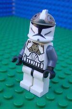 Lego STAR WARS minifig Clone Gunner 8014 Clone Trooper