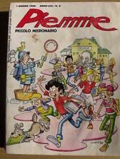 PM Il Piccolo Missionario 6 1988 La Bibbia a fumetti  - Gigitex