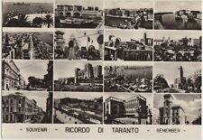 RICORDO DI TARANTO - VEDUTINE 1956