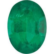 Natural Fine Green Emerald - Oval - Brazil - Top Grade