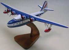 Sikorsky VS-44 Mother Goose Airplane VS44 Desktop Kiln Dry Wood Model Large