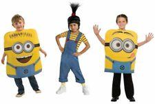 Child Toddler Super Villain Movie Despicable Me Agnes Minion Jorge Dave Costume
