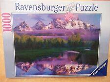 PUZZLE 1000 PEZZI N°156986  raffigura parco nazionale  wyoming  cod.841
