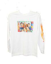 NEW! Youth Vintage NSYNC Group Photo Long Sleeve Shirt