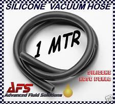 4mm x1M BLACK SILICONE VACUUM HOSE TUBE VENAIR SILICON