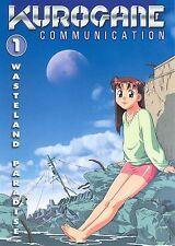 Kurogane Communication - Wasteland Paradise (Episodes 1-4), New DVDs