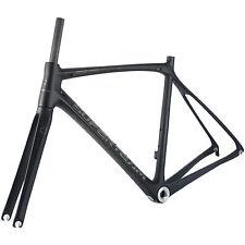 Superteam de carbono bicicleta de BSA Talla 44cm a 59cm 700C carretera Marco de bicicleta