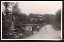 Thornton near Cleveleys. Church Lane.