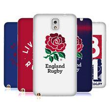UFFICIALE England Rugby Union 2016/17 LE ROSE Soft Gel Custodia per Samsung Telefoni 2