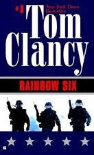 Rainbow Six, Tom Clancy, 0425170349, Book, Acceptable