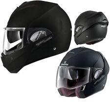 Shark Evoline 3 Matte Black Road Helmet