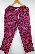 E et D EDPJ009 cotton sleepwear pajamas 3/4 pants size 10 12 14