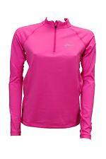 T-shirt manica lunga rosa running donna Asics Ess Winter