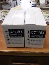 C7115X Black Toner Cartridge (Set of 2)