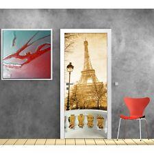 Stickers porte Balcon Tour Eiffel réf 9540 9540