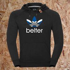 Gerry Cinnamon Inspired Hoodie SLIM FIT Lightweight Hooded Sweatshirt Scottish