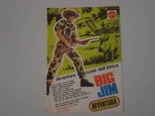 advertising Pubblicità 1977 BIG JIM MATTEL
