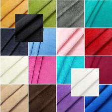 kuschelweicher WELLNESS FLEECE Stoff für Deko Mode diverse Farben Breite 150cm