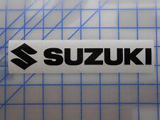 """Suzuki Decal Sticker 5.5"""" 7.5"""" 11"""" Outboard Prop Hayabusa Samurai Cowling 140 90"""
