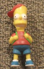 Bart Simpson off to school Figurine The Simpsons 2006