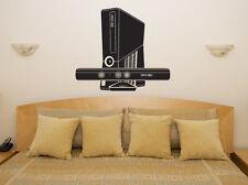 XBOX 360 console Kinect Gioco Per Bambini Camera Da Letto Decalcomania Muro ARTE Adesivo FOTO