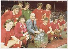 Liverpool Football Team foto > 1974-75 Stagione